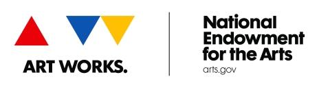 NEA Art Works logo